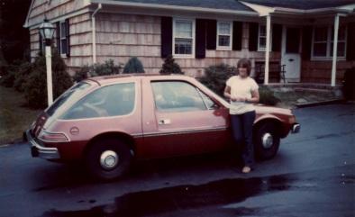 First car ...