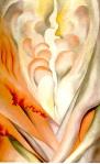 Flower Abstract.G eorgia OKeefe