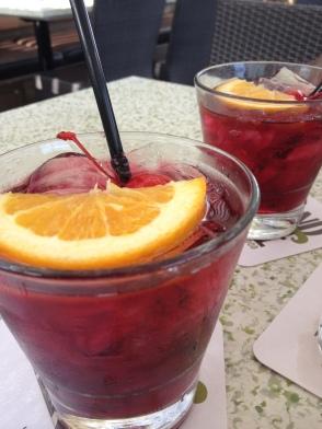 Sangria Happy Hour!